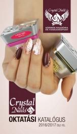 Crystal Nails 2016/2017 Oktatási katalógus