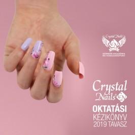 Crystal Nails Oktatási katalógus 2019 Tavasz-Nyár